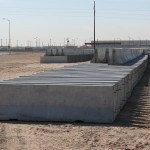 Jersey Barriers Help Secure Base Personnel & Expansion Sites