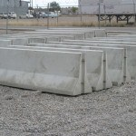 Construction Barriers Built To Help Maintain A Safe Job Site