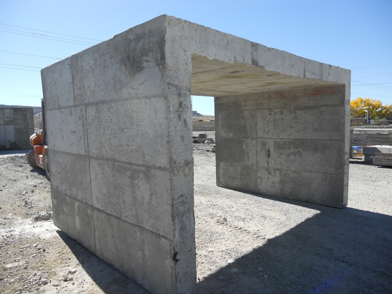 Portable Blast Bunkers Are Concrete Strong & Built To Spec