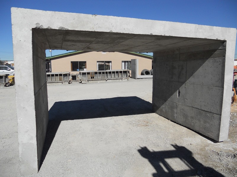 Portable Blast Bunker