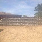 Interlocking Stacking Blocks Used For Retaining Walls & More