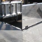 Aluminum Hatches Give Floor Access & Offer Protection From Elements