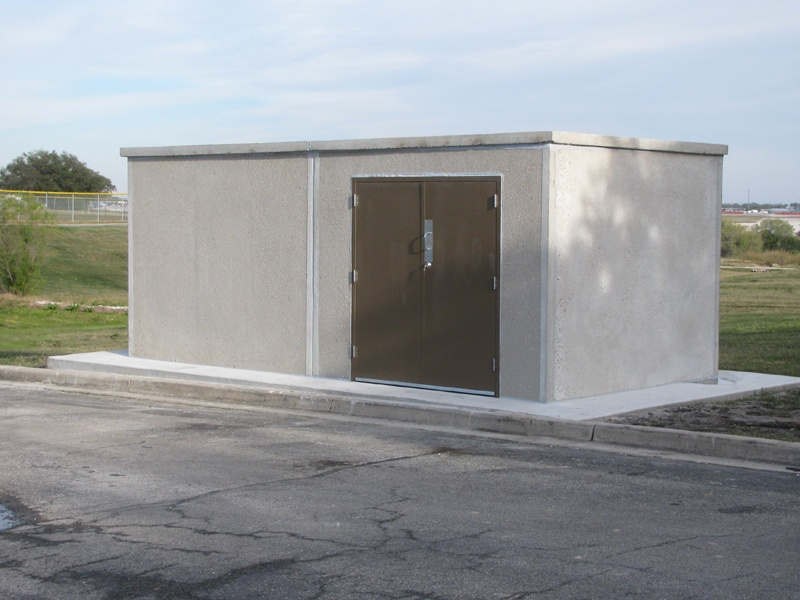 More Than 200 Storage Sheds Produced On Site Abc