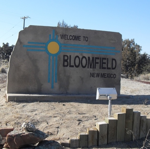Our Work Welcomes Visitors To Bloomfield, NM